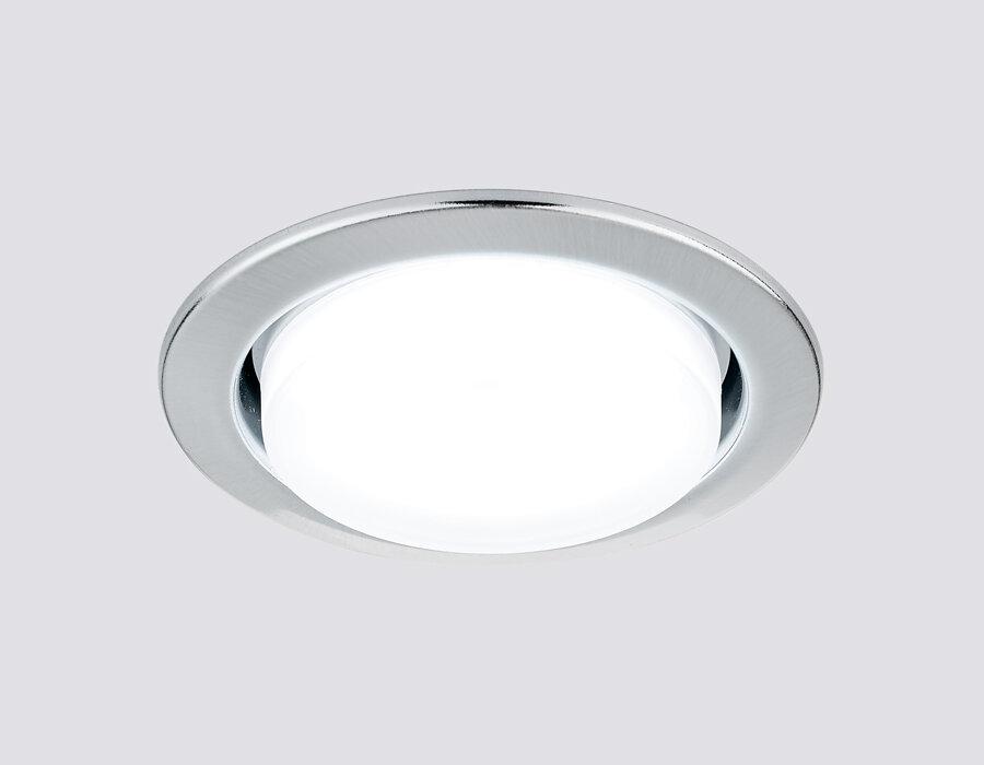 Встраиваемый светильник Ambrella G101 CH хром