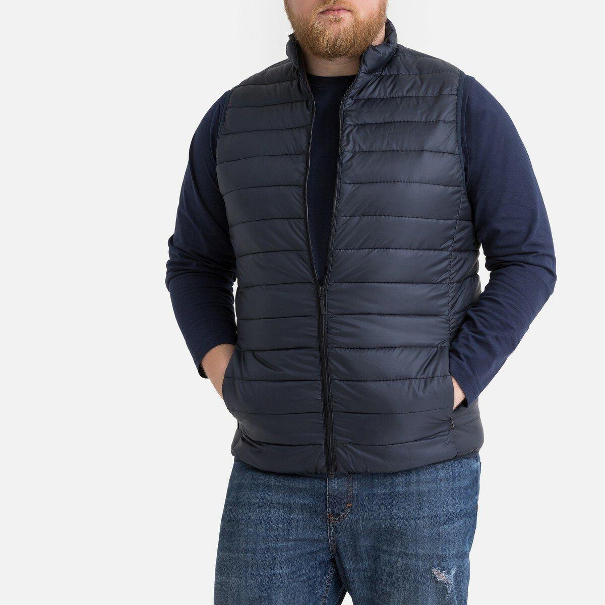 Куртка La Redoute Укороченная демисезонная с воротником-стойкой