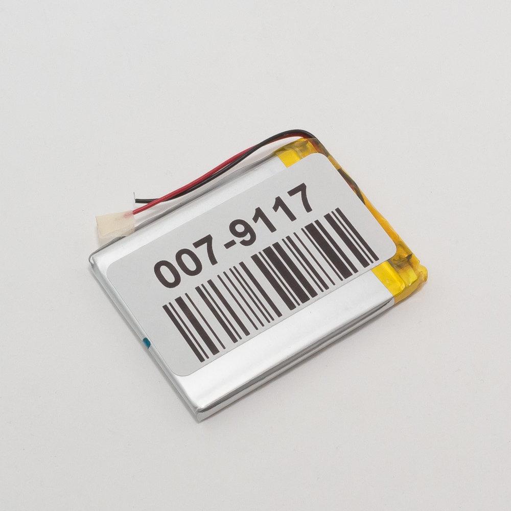 Аккумулятор для навигатора 3.7v 900mAh