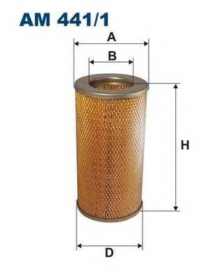 Воздушный фильтр Filtron AM441/1