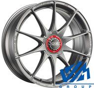 Диски OZ Racing Formula HLT 7.5x17 5/114.3 ET45 d75 Grigio Corsa - фото 1