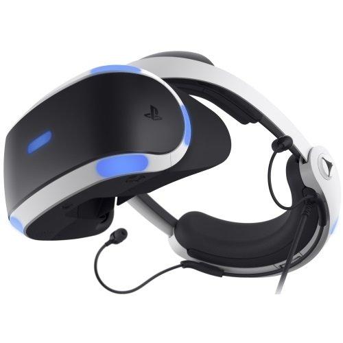 Очки виртуальной реальности Sony PlayStation VR + камера+ VR Worlds (CUH-ZVR2)