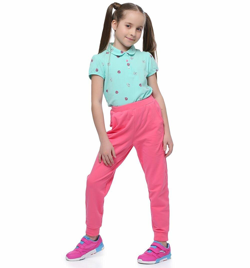 Спортивные брюки Anta Running, для девочек, размер 128