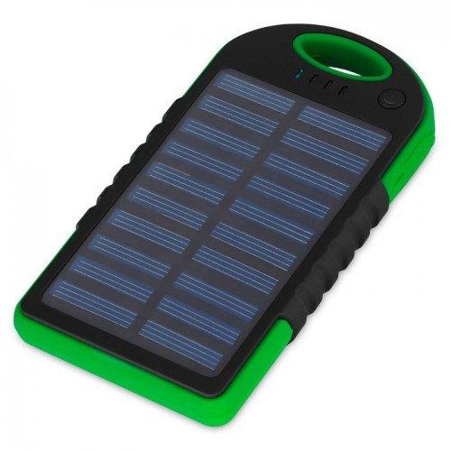 Внешний аккумулятор с солнечной панелью Proline SC-8000GR