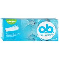 Тампоны o.b. ProComfort Super Plus, 16шт
