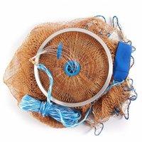 Кастинговая сеть FindFish Original снасть-парашют для рыбалки в любом водоеме