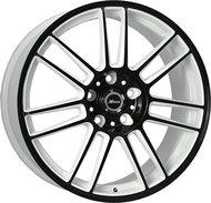 Колесный диск X-RACE AF-06 7x17/5x112 D66.6 ET43 Черный - фото 1