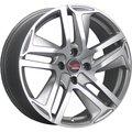 Диски LegeArtis Replica Mitsubishi Concept-MI538 6.5x17 5x114,3 ET46 ЦО67.1 цвет SF - фото 1
