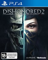 Sony Dishonored 2 (PS4)