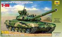 Основной боевой танк Т-90 модель для сборки Zvezda 3573з