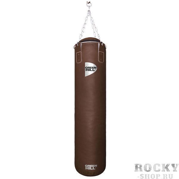 Боксерский мешок Green Hill retro, искусственная кожа, 72 кг, 180*35 cм Green Hill