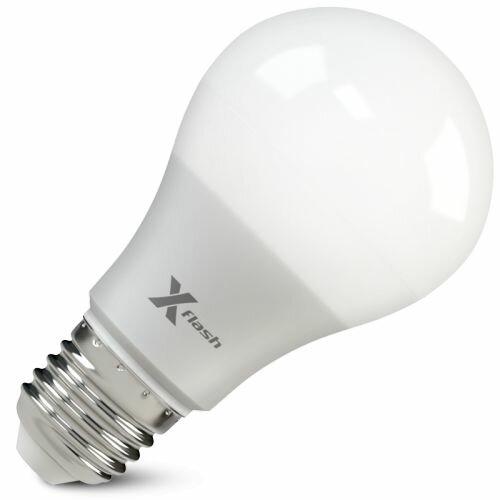 Лампа X-flash E27 8Вт 4000K фото 1
