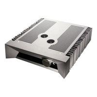 Интегральные стереоусилители Pathos ETHOS integrated stereo amplifier basic
