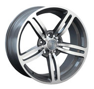 Диски Replay Replica BMW B58 8x18 5x120 ET34 ЦО72.6 цвет GMF - фото 1