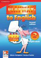 "Gunter Gerngross and Herbert Puchta ""Playway to English (Second Edition) 2 Pupil's Book"""