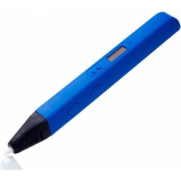 3D ручка SPIDER PEN SLIM с OLED-Дисплеем синяя, 4100B
