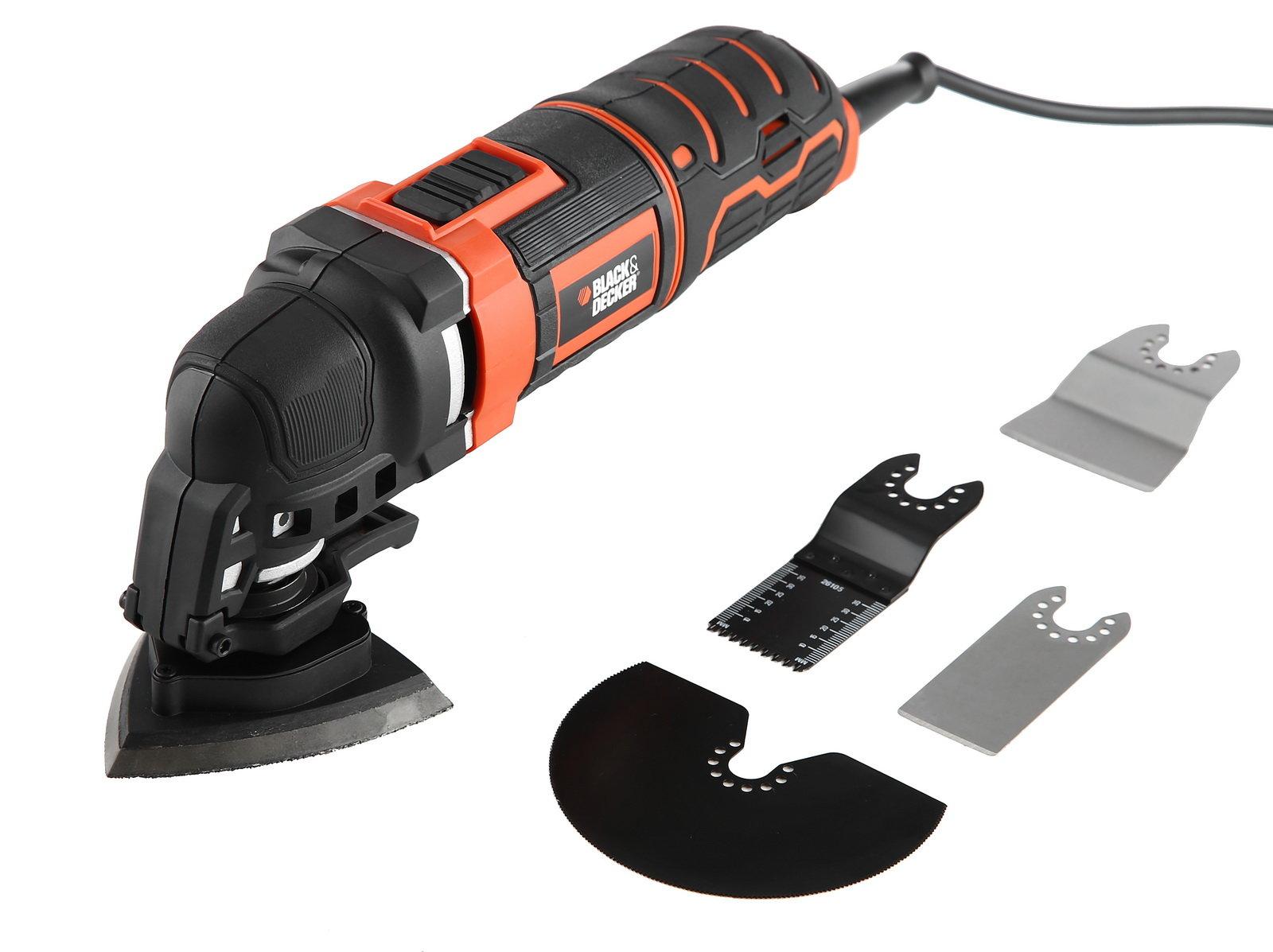 Многофункциональный инструмент Black & decker Mt300ka