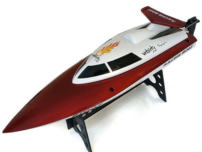 Fei Lun Радиоуправляемый катер Racing Boat Vitality FT007 - FT007