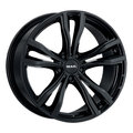 Колесные литые диски MAK X-Mode Gloss Black 11.5x21 5x112 ET38 D66.6 Чёрный глянцевый (F1521XMGB38WS2X) - фото 1