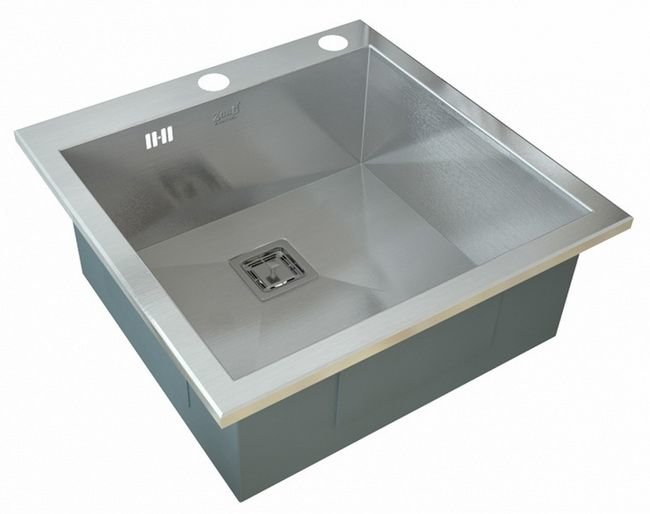 Кухонная мойка ZORG Inox X-5151 GX