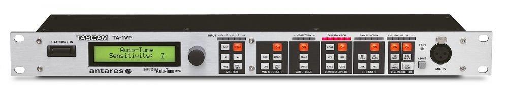 Tascam TA-1VP Вокальный процессор с функией корректора высоты тона (авто-тюнера)