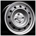Колесные диски Trebl 53A38R 5,5x14/4x100 D54,1 ET38 (silver) - фото 1