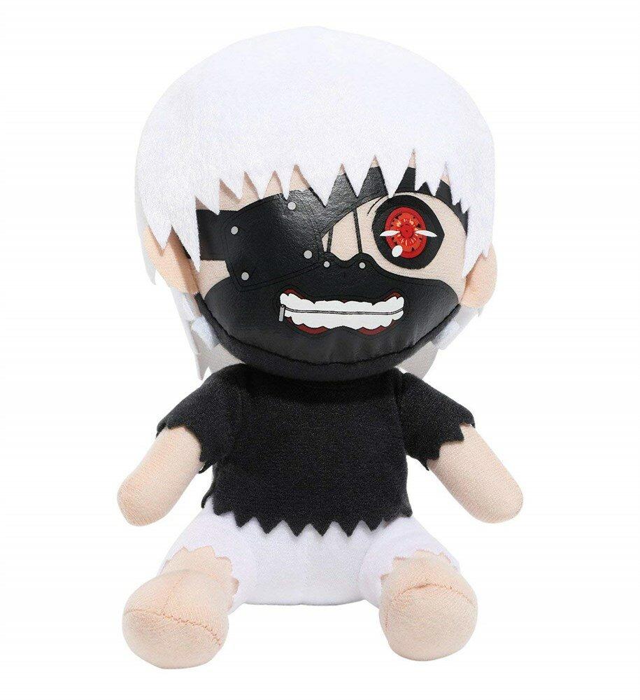 Плюшевый Токийский Гуль (Кен Канеки в маске)