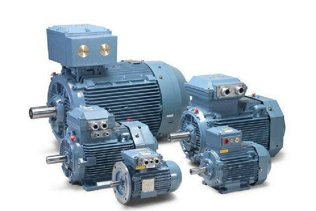 Электродвигатели асинхронные M2AA Двигатель асинхронный M2AA 90 L, IE1, 1,5 кВт, 1500об/мин, B3 ABB