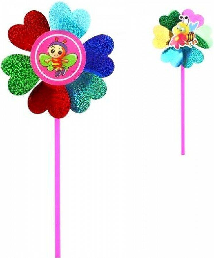Вертушка Наша игрушка Пчелка