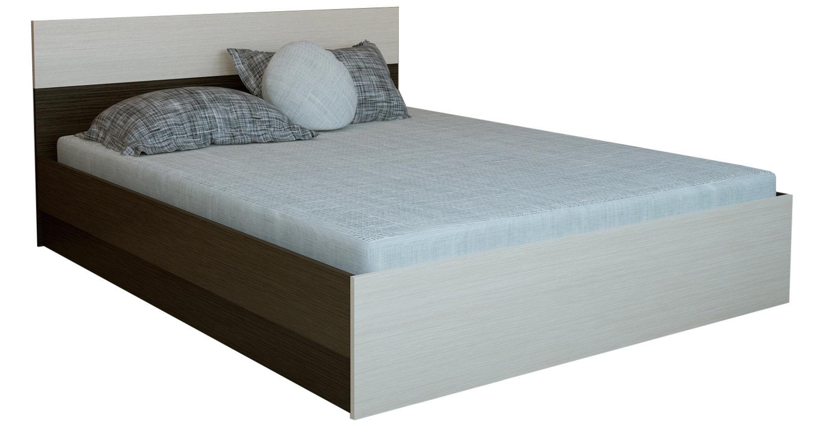Кровать каркасная 200х140 HomeMe Медея