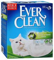 Наполнитель Ever Clean Extra Strong Clumping Scented комкующийся с ароматизатором для кошек 10л