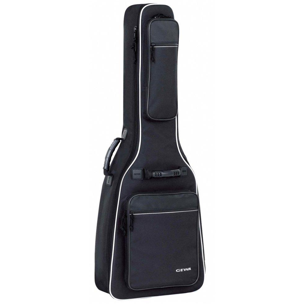 Gewa Premium 20 E-guitar Black - чехол для электрогитары