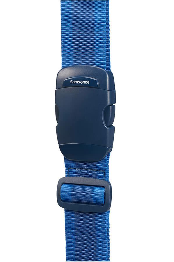Аксессуар Samsonite Багажный ремень CO1*056 Travel Accessories Luggage Strap 50 mm *11 Blue