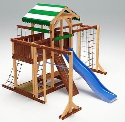 Детская площадка Савушка - 15