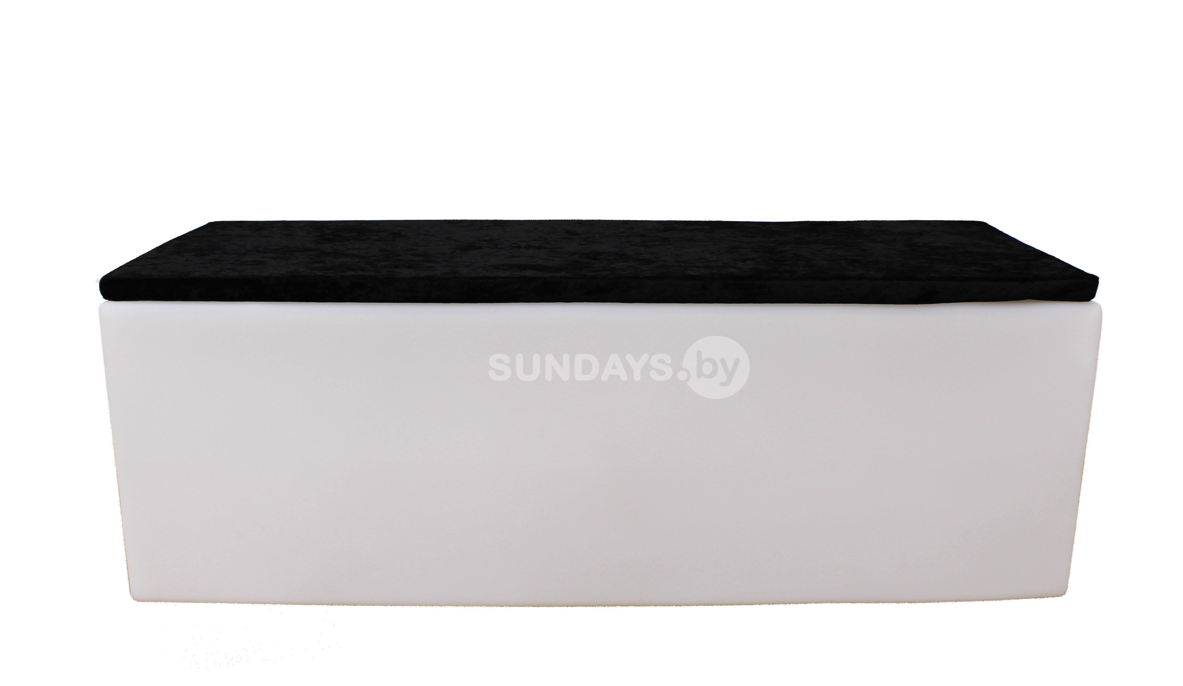 Светящаяся LED скамья Sundays KC-1240