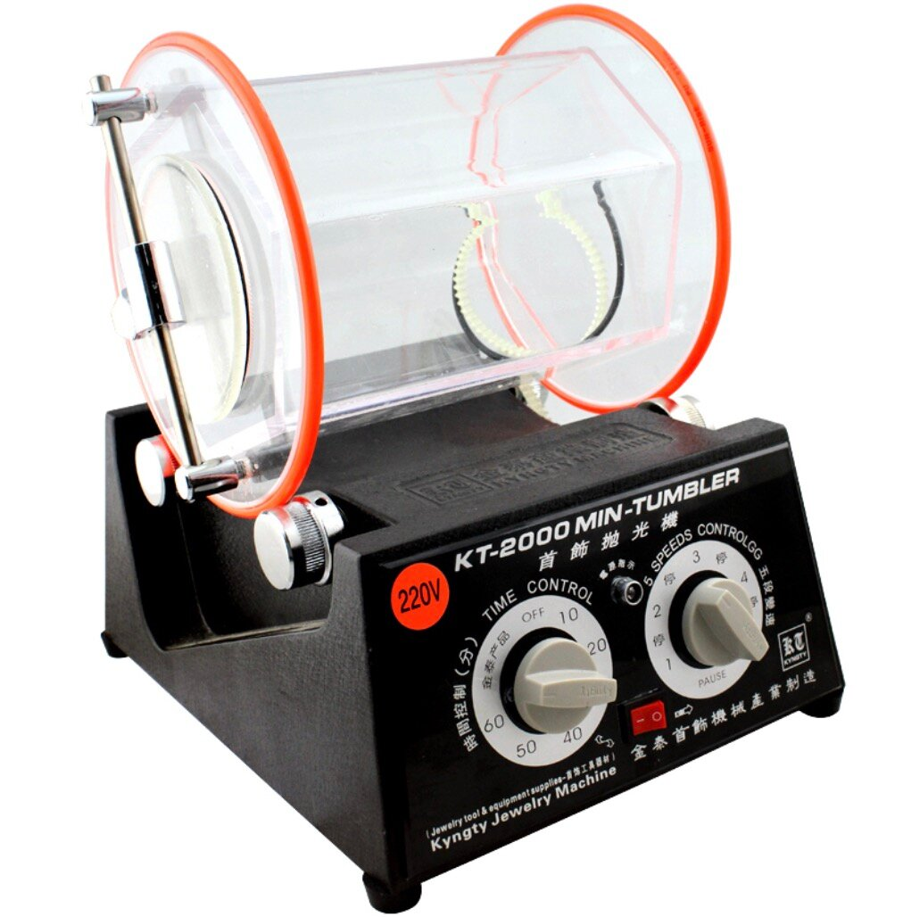 Галтовка барабанная КТ-2000