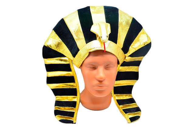 Шляпа египетская, размер: 58 (арт. ПТ959)