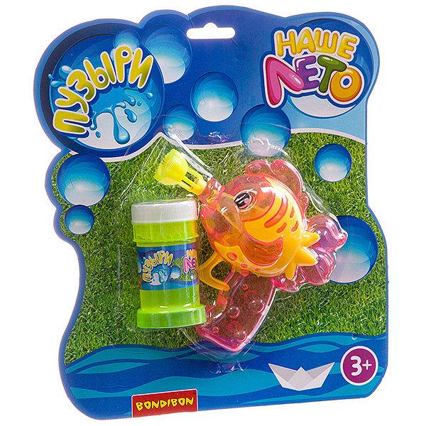 Мыльные пузыри BONDIBON Наше Лето. Рыбка