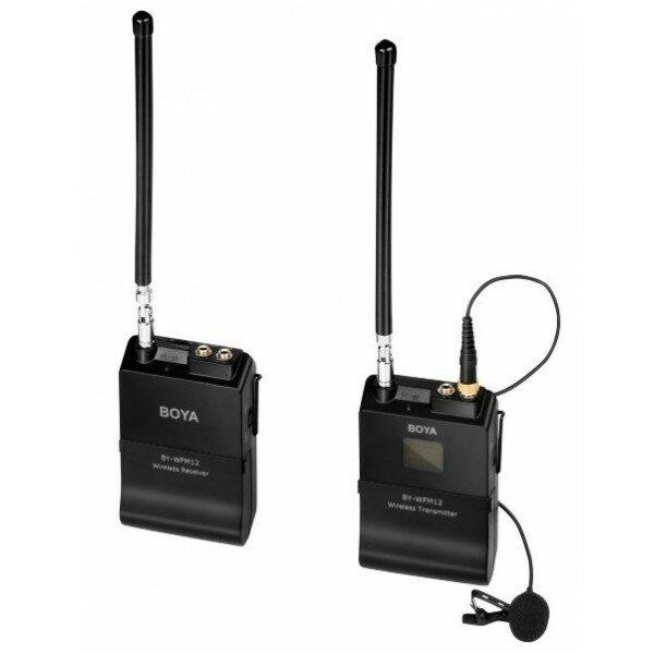 Беспроводная радиосистема Boya BY-WFM12