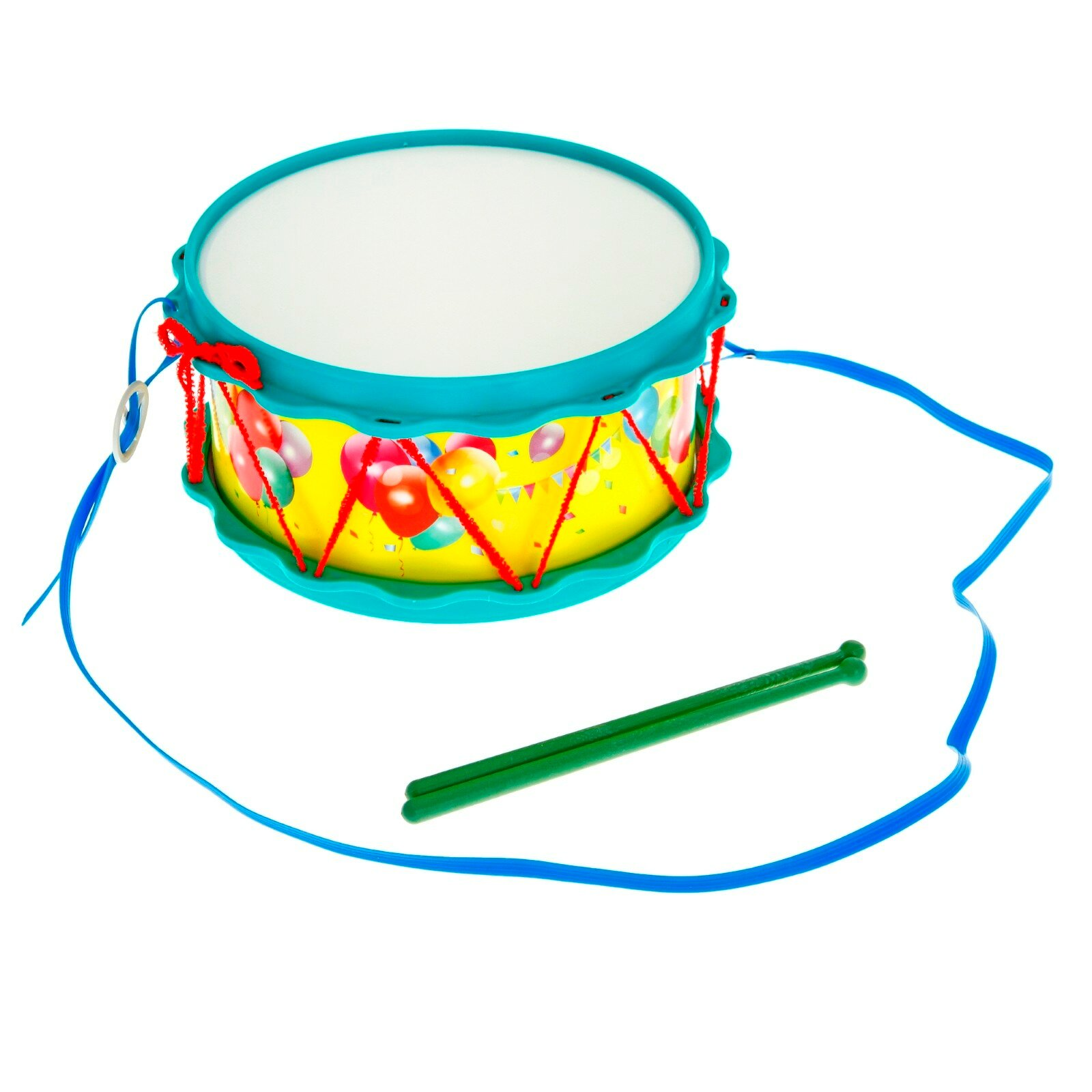 Барабан ТулИгрушка