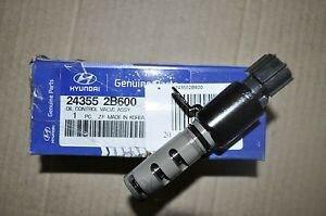 Клапан Контроля Давления Масла Hyundai-KIA арт. 24355-2B600