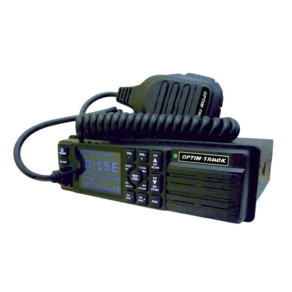 Автомобильная радиостанция Optim-TRUCK