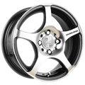 Диск Racing Wheels H-125 6.5x15 4*98 ET 40 dia 58.6 HS/HP - фото 1