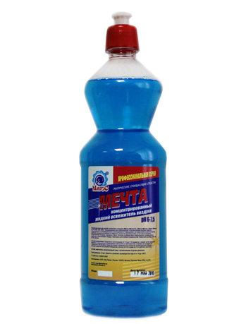 Магос мечта Концентрированное жидкое средство для устранения неприятных запахов 1 л (голубая)