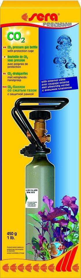 Баллон со сжатым газом Sera CO2 Pressure Gas Bottle (450 г)