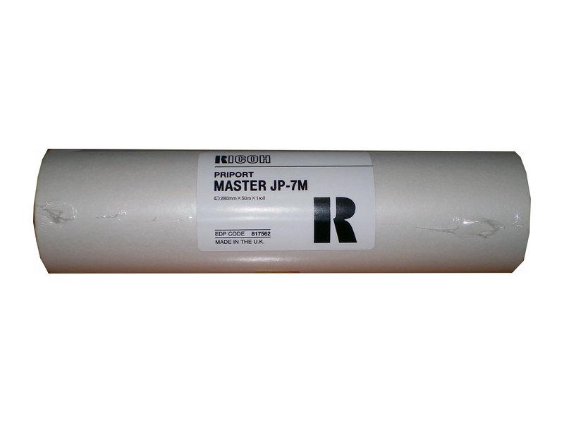 Мастер-пленка тип JP7M, 280мм/B4 Ricoh 817562 для Priport JP750/755