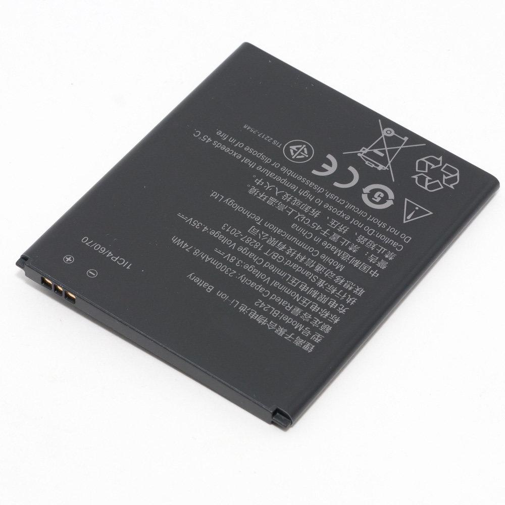 Аккумулятор BL242 для телефона Lenovo K3