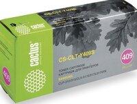 Картридж Cactus CLT-Y409S (CS-CLT-Y409S) для принтеров Samsung CLP-310/ 315/ CLX-3170/ 3175/ 3175FN желтый 1000 страниц