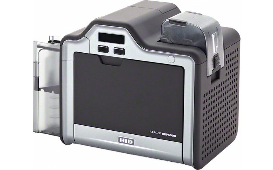 Принтер пластиковых карт Fargo HDP5000, принтер пластиковых карт (арт. 89600)
