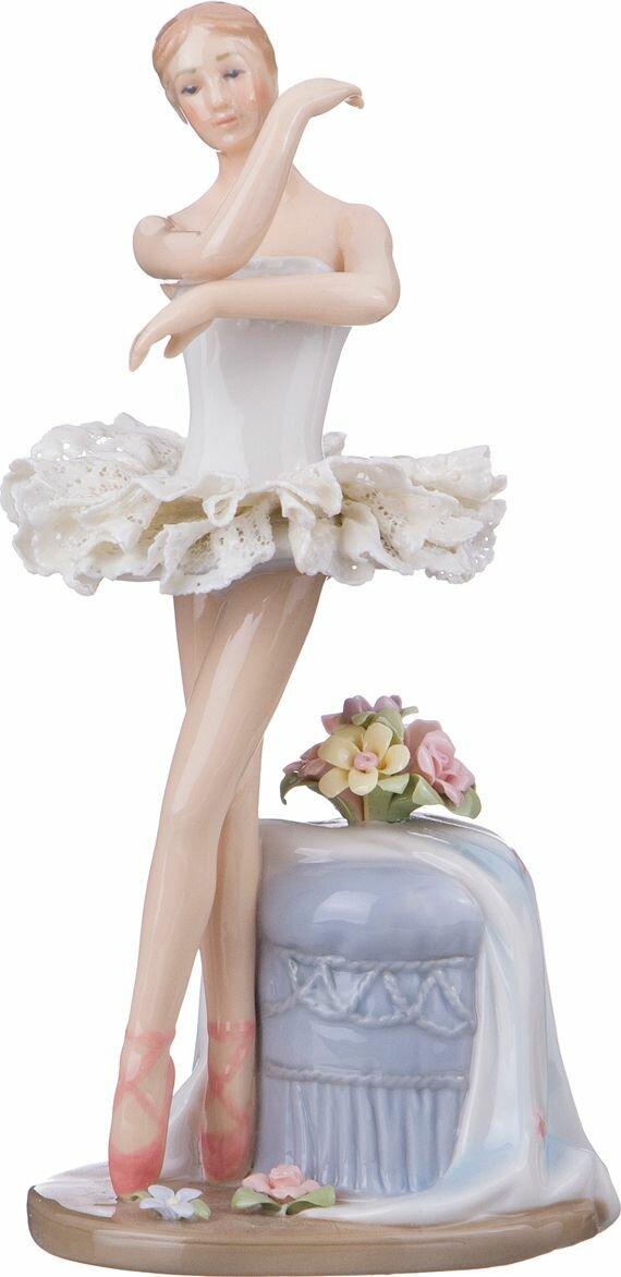 """Статуэтка """"балерина"""" высота=18 см. Lefard (461-097)"""